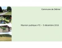 Réunion publique 2016-12-05